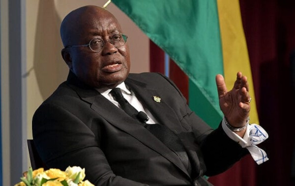 Ghana's economy is on track - President Akufo-Addo