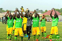 Aduana Stars will participate in the Betway 4 club tournament