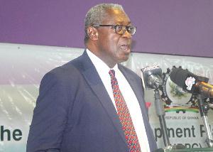 Professor Agyeman Badu Akosa.
