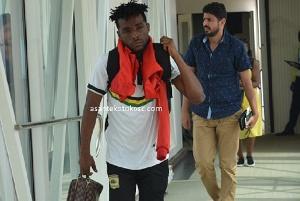Asante Kotoko player, Maxwell Baakoh