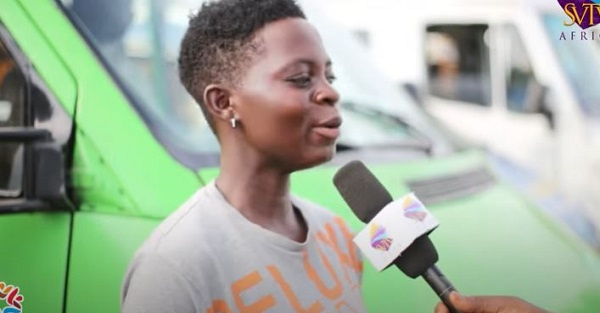 I quit football to become a trotro mate - 23-year-old lady