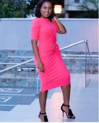 TV personality and presenter Belinda Addardey