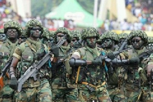 Ghana Armed Forces9