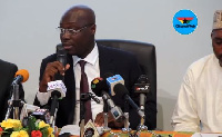 Mr. Forson, thus, warned Ghanaians to gird their loins for hardships next year.