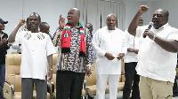 NDC Leaders