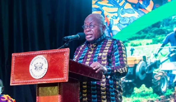 Government will promote responsible small-scale mining - Akufo-Addo