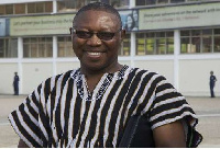 MP for Builsa South Constituency,  Dr Clement Apaak