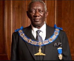 Ex President John Agyekum Kufuor
