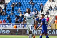 Bernard Mensah assisted Gyan's goal