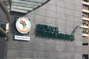 The AfCFTA Secretariat is located in Ghana