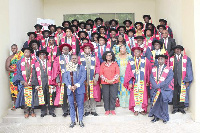 The Ghana College of Pharmacist graduated 16 trained specialised pharmacists of the pioneer batch