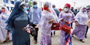 Mrs Owusu-Ekuful charged the Zongo Women to intensify their campaign for NPP victory