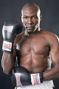 Badru Lusambya takes on Patrick Allotey on August 11 for the WBO Africa Super Welterweight title