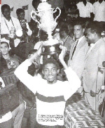 Today in Sports History: Ghana wins its first AFCON title