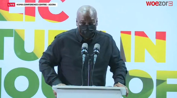 International Women's Day: Mahama salutes women