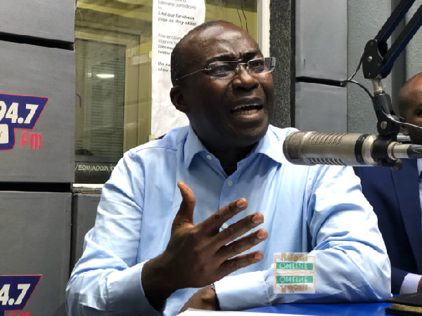 GIADEC to own 30% shares of bauxite mining companies – CEO