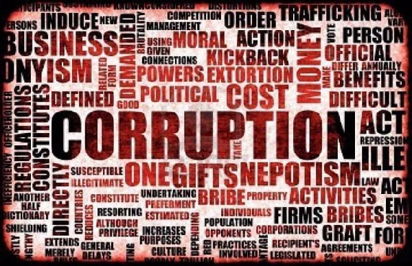 Indeed corruption is a big thorn in our flesh as a country
