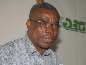 Peter Mac Manu,  Campaign Chairman of the New Patriotic Party (NPP)
