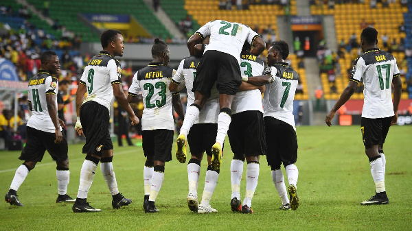 Black Stars are now ranked 6th on the continent