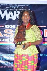 Della Sowah, Member of Parliament for Kpando