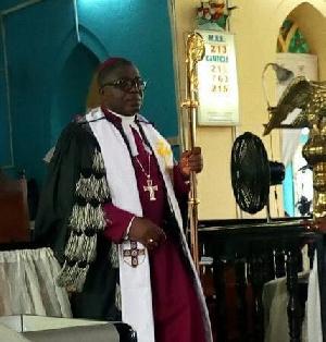 Presiding Bishop of Methodist Church Ghana Most Reverend, Paul K. Boafo