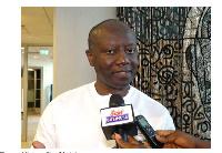 Finance Minister Ken Ofori-Atta