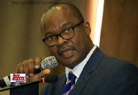 Governor of Bank of Ghana, Dr. Ernest Addison