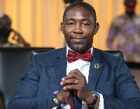 Former Health Minister, Dr Bernard Okoe Boye