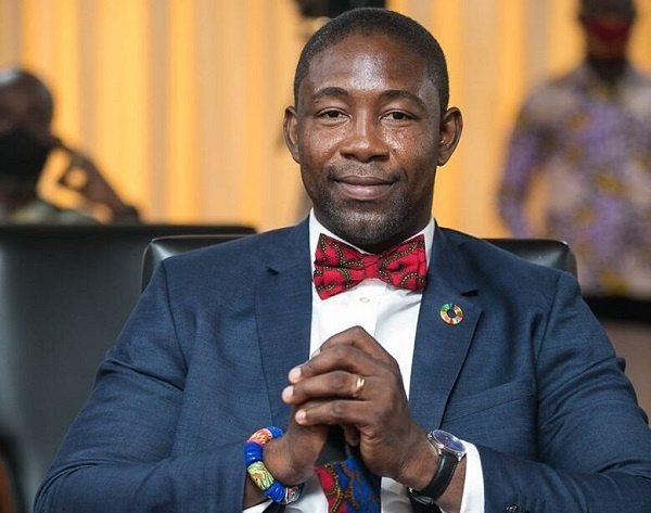 Anti-LGBTQ+ Bill: 'A practice that threatens nature cannot be right' - Okoe-Boye