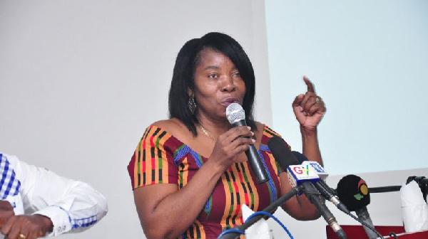 List of female presidential running mates in Ghana since 1992