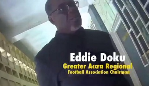Number 12 exposé: Eddie Doku, Kofi Manu charged by Ghana FA for breach of code of ethics