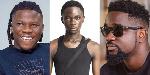 Black Sherif, Yaw Tog, Stonebwoy, Sarkodie, others earn AFRIMA 2021 nominations