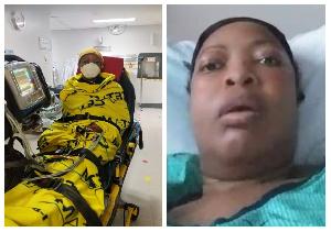 Mireille Ndjomouo died at the Charles LeMoyne Hospital