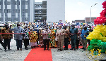 President commissions University of Environment and Sustainable Development