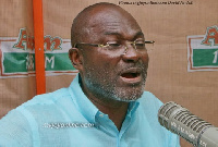 Kennedy Agyapong, Member of Parliament (MP) for Assin Central