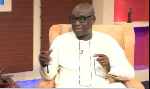 Chairman of the Parliamentary Select Committee on Poverty Reduction Strategy, Benson Tongo Baba