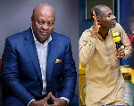 Mahama, Badu Kobi are the 'two most insulted prominent' Ghanaians - Mr. Beautiful