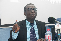 Appiah Kusi Adomako, Country Director, CUTS Ghana