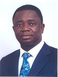 Dr. Stephen Opuni, CEO, COCOBOD