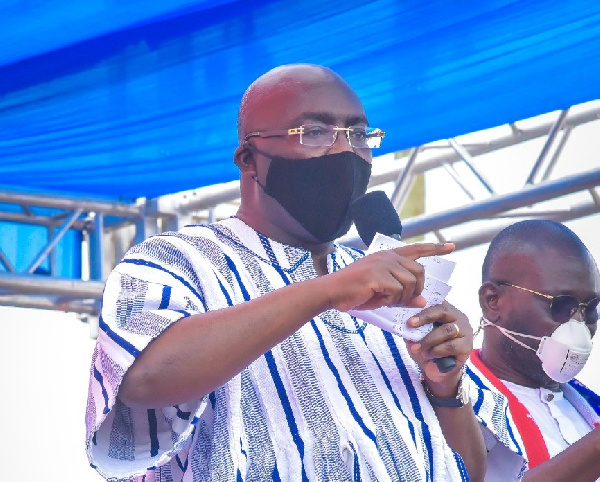 We care for the Zongos – Bawumia