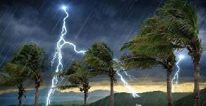 Rainstorm - File photo
