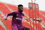 Baba Iddrisu suffers fresh injury, could be out for weeks