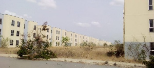 The abandoned Saglemi housing project