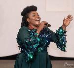Gospel songstress, Celestine Donkor