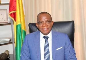 Francis Yaw Agbemadi, Adaklu District Director of Education