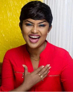 Actress, Nana Ama Mcbrown Mensah