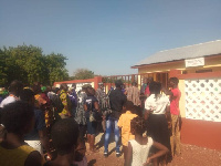The block was provided for deprived pre-school children in the community