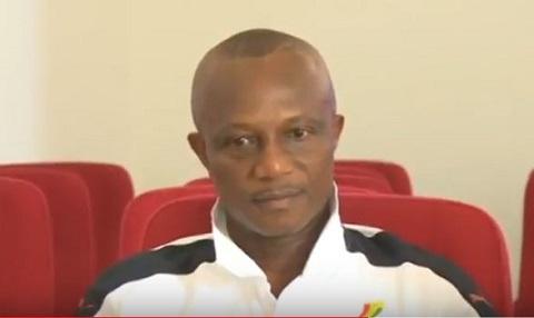 Black Stars coach, Kwesi Appiah