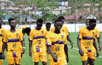 Medeama SC emerged winners on Sunday