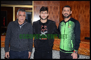 CS Constantine sign two Libya internationals Zakaria Al Harish and Abdellah Al Arefi.